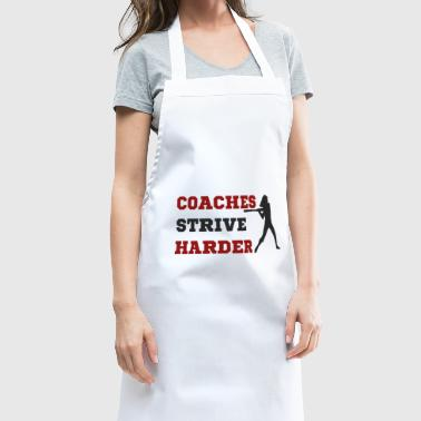Coach / Coach: Coaches Strive Harder - Cooking Apron