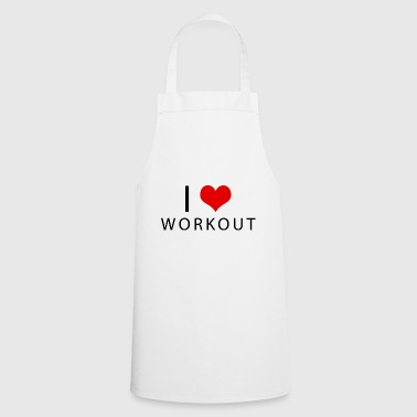 workout - Tablier de cuisine