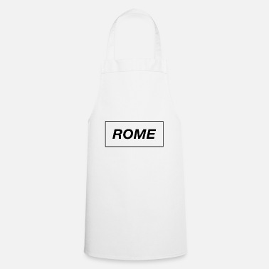 Rome Rome - Rome - Cooking Apron