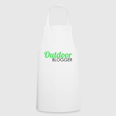 outdoor Blogger - Keukenschort