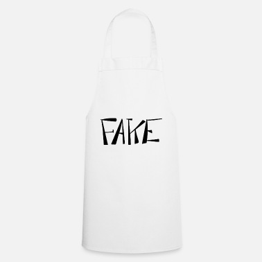 Fake FAKE - Tablier de cuisine