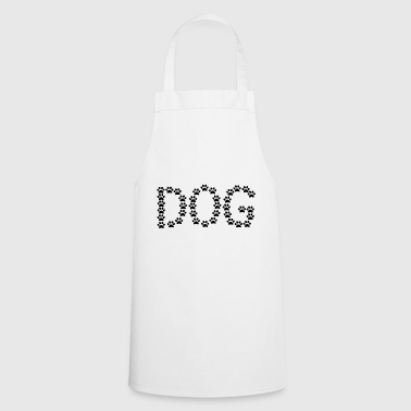 Dog paw - Cooking Apron