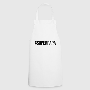 superpapa - Tablier de cuisine