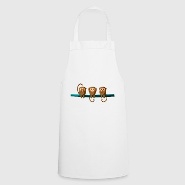 Lapsi Do not see, do not hear, do not talk - Cooking Apron