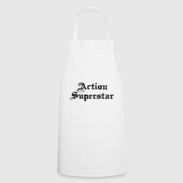 ACTION SUPERSTAR - Cooking Apron