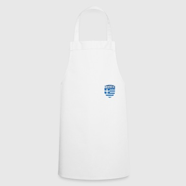 Greece jersey - Cooking Apron