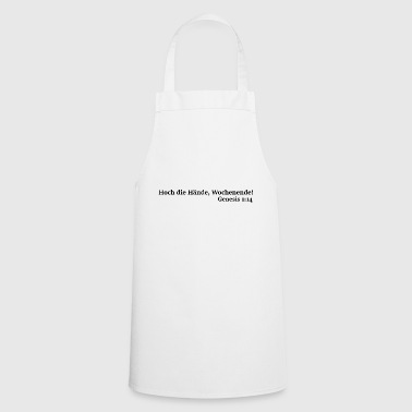 weekend - Cooking Apron