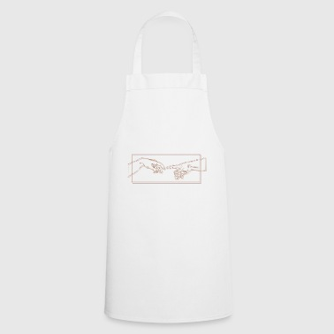 Creation of Adam 3D - Cooking Apron