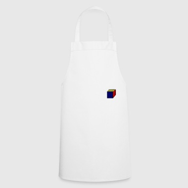 magic cube - mathematics - technique - Cooking Apron
