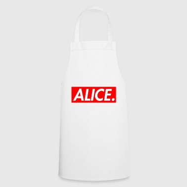 Alice. - Cooking Apron