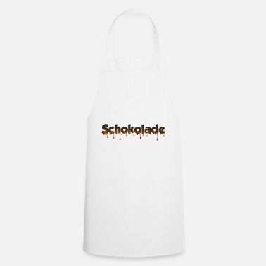 Chocolate Chocolate - chocolate - Cooking Apron