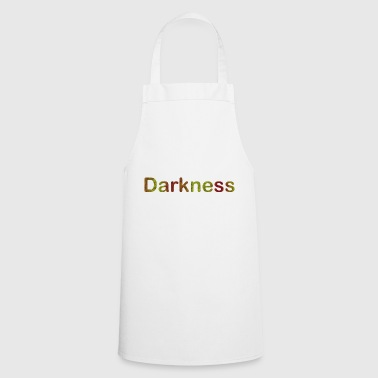 Darkness / darkness - Cooking Apron
