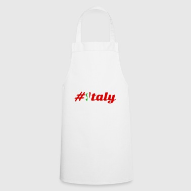 #Italy - Cooking Apron