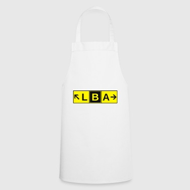 LBA Airport Taxiway Direction Sign Array Leeds - Cooking Apron