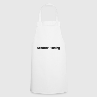 S.cooter tuning - Cooking Apron