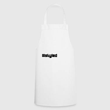 styled styled - Cooking Apron
