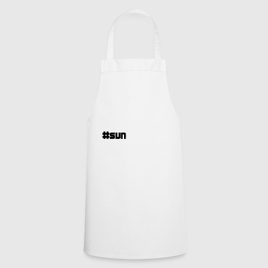 sun sun - Cooking Apron