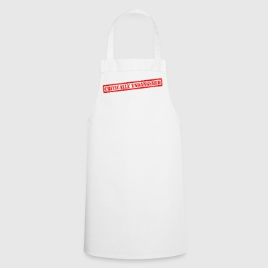 Critically endangered - Cooking Apron