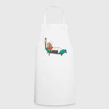 Hospital Hospital patient - Cooking Apron