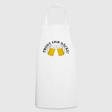 Cheers cheers - Cooking Apron