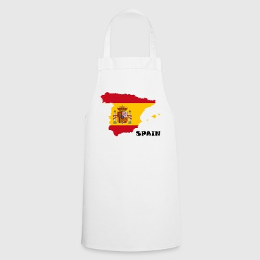 Spain, Spain - Cooking Apron