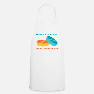 Pharmacy Pharmacy / Pharmacist: Pharmacy Techs Are ... The - Cooking Apron