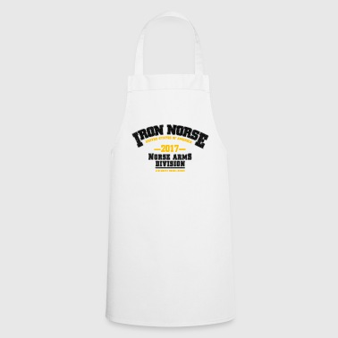 Iron Metal IRON NORSE - Cooking Apron