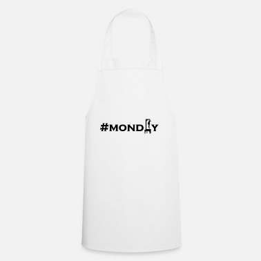Monday #MONDAY - Cooking Apron