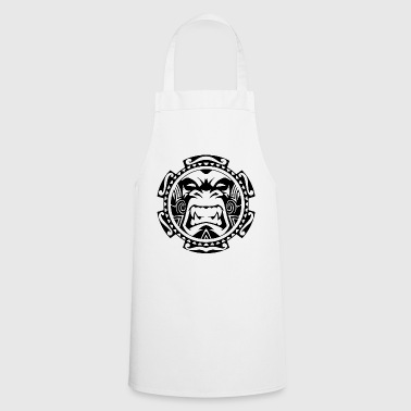 Tribal Ape - Cooking Apron