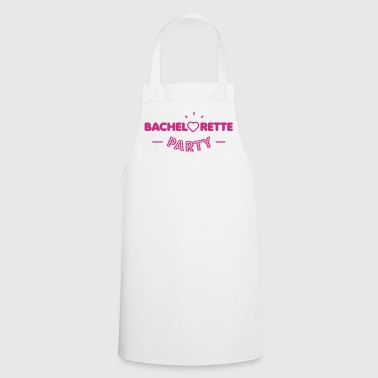 Bachelorette party - Cooking Apron