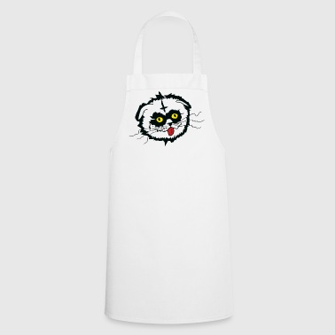 Black Metal Black Metal Derp Cat - Cooking Apron