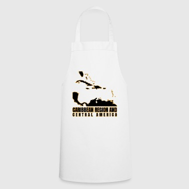 Region Caribbean Region And Central America - Cooking Apron