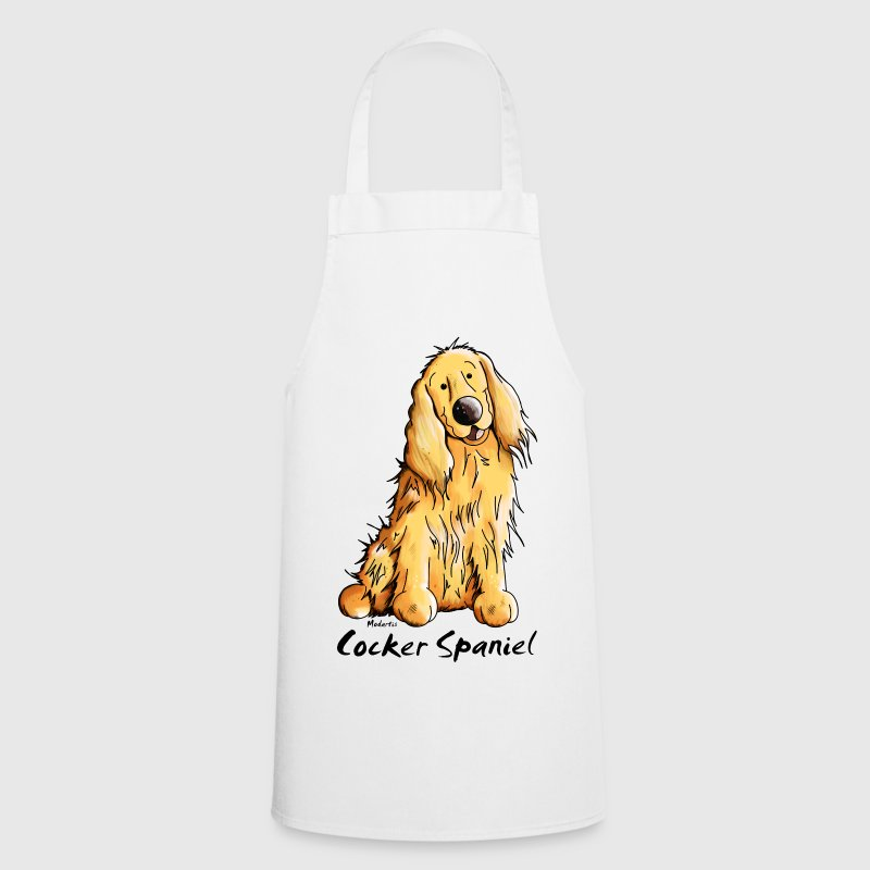 Funny Cocker Spaniel - Cooking Apron