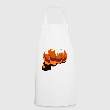 fist - Cooking Apron