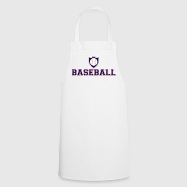 Baseball Shield - Tablier de cuisine