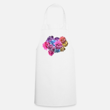 Rose Roses & Roses - Cooking Apron