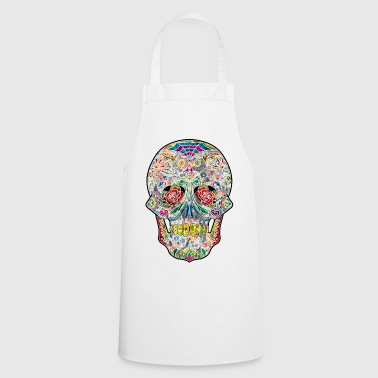 Sugar Skull - Cooking Apron