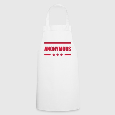 Anonymous Anonymous - Tablier de cuisine