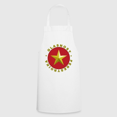 UNION SOVIETIQUE - Glasnost et perestroïka - Tablier de cuisine