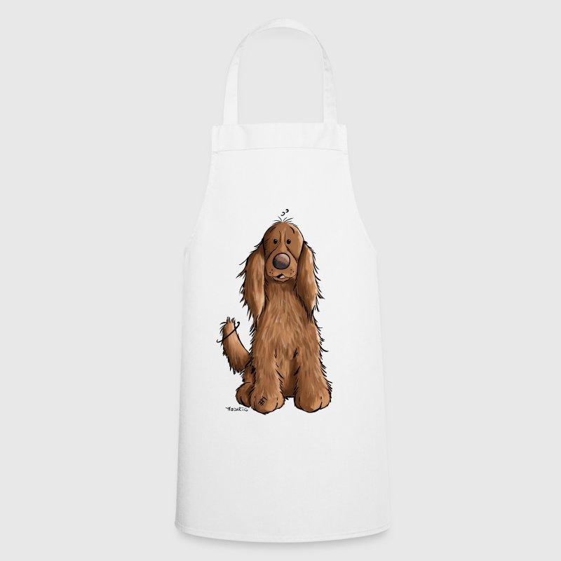 English Cocker Spaniel - Cooking Apron