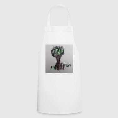 Tree in disability - Cooking Apron