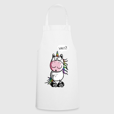 Funny Unicorn - Unicorns - Cooking Apron