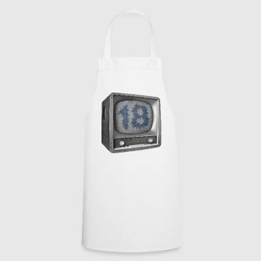 Date Of Birth Date of birth 18 years - Cooking Apron