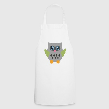 Grey Owl - Cooking Apron