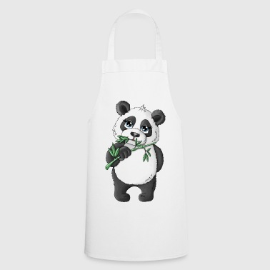Panda Alan - Cooking Apron