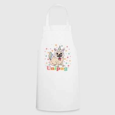 unipug graphic - Cooking Apron