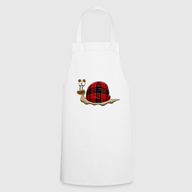 scottish snail - Cooking Apron