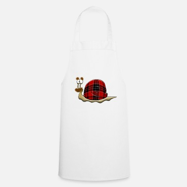 Scottish scottish snail - Apron