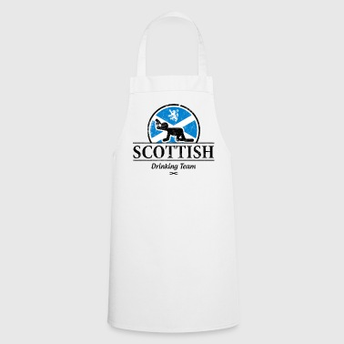 SCOTTISH DRINKING TEAM - Cooking Apron