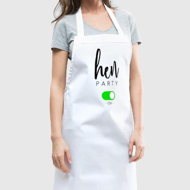 HEN PARTY - Cooking Apron